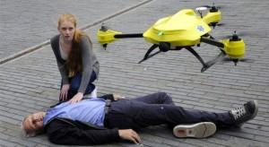 drone-defibrillatore